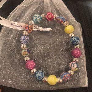Vibrant Viva beads